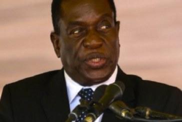 إيمرسون منانغاغوا يحلف اليمين ويصبح رئيسا لزيمبابوي الجمعة