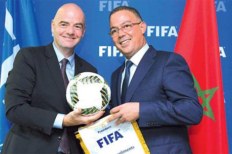 الفيفا يحدد 13 يونيو موعدا لإعلان اسم مستضيف مونديال 2026