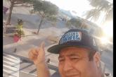 جمال الرشيدي يبدع من خلال ماركة جديدة للملاكمةKeeping Fight