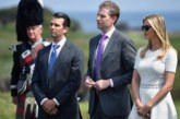 نقل زوجة ابن ترامب إلى المستشفى بعد توصلها برسالة مسمومة
