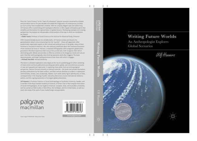 Hannerz, Writing Future Worlds-Photo (Front & Back Covers)