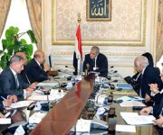 وزير البترول أمام مجلس الوزراء: ضخ كميات تزيد على 100% في كل مناطق الجمهورية