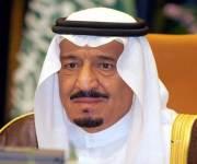 ملك السعودية لترامب: نقف بجانب أمريكا فى حادث فلوريدا الأليم