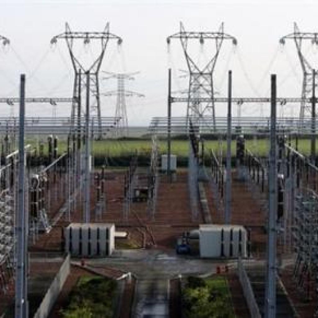 شركات إنتاج وتوزيع الكهرباء