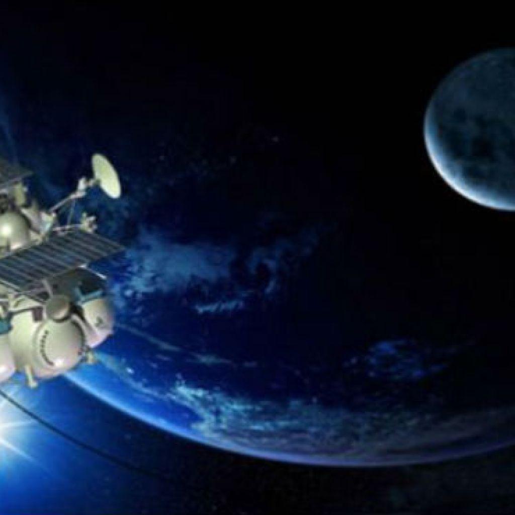 قمر صناعى