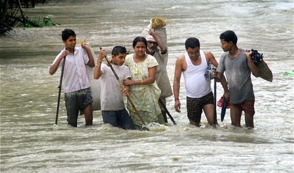 الفيضانات في ماليزيا