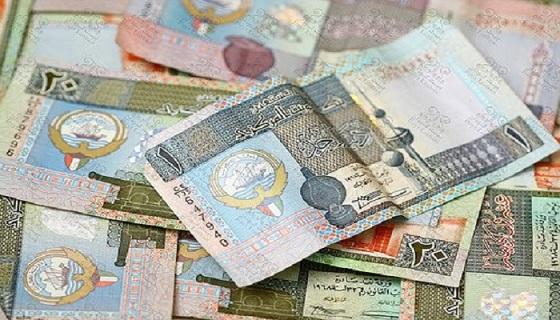 الدينار الكويتي 556