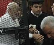 تأجيل محاكمة المرشد وآخرين في أحداث قسم شرطة العرب إلى 27 فبراير