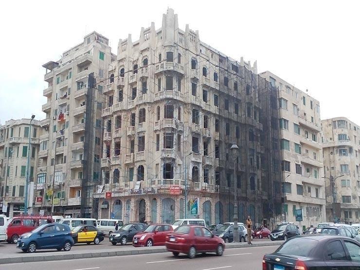 a879344e6 مصير راقودة الإسكندرية في قبضة لجنة التراث المعماري - جريدة المال