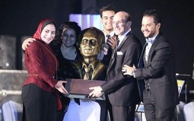 رجل المستحيل لقب محمد صبحي فى مهرجان شرم الشيخ للمسرح