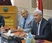 محافظة مطروح تربط غرف عمليات الجهات التنفيذية لاسلكيًّا