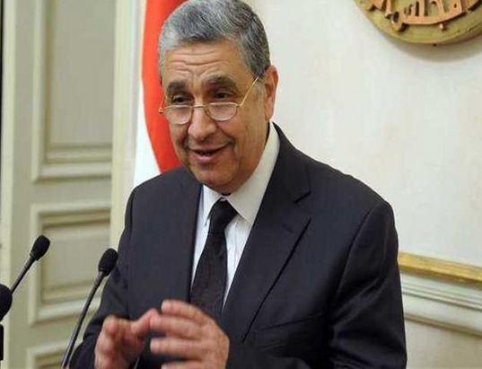 الدكتور محمد شاكر وزير الكهرباء والطاقة