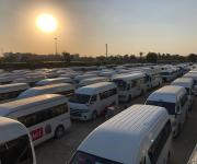 «سويفل»: نقلنا 7500 مشجع إلى استاد القاهرة في افتتاح أمم أفريقيا