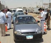 الداخلية: 613 ألف مخالفة مرورية و1987 قضية نقل في أسبوعين
