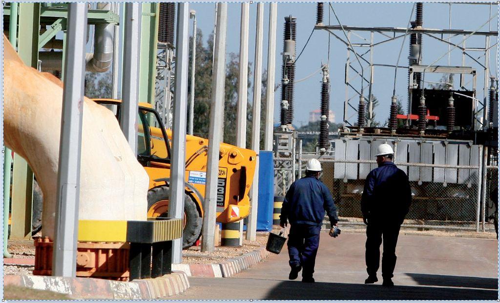 شركة -شمال - القاهرة لتوزيع - الكهرباء