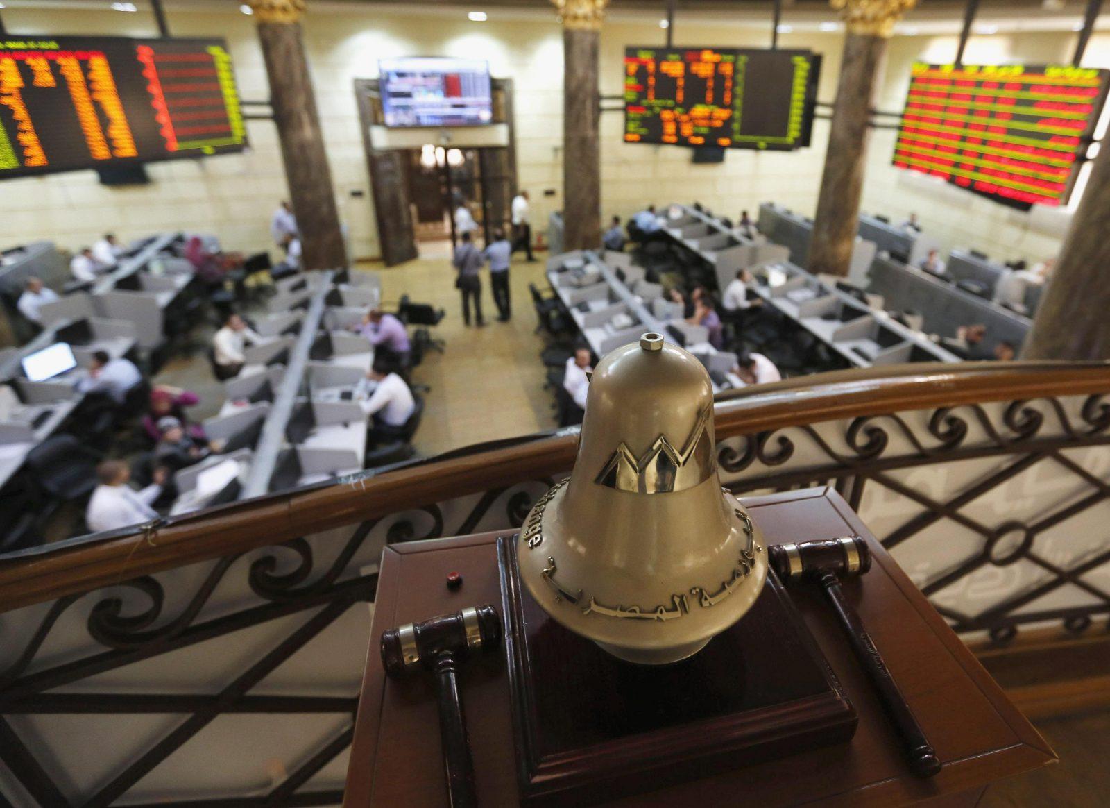 البورصة توقف 50 سهماً عن التداول بسبب الصعود القوي - جريدة المال