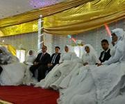 محافظة مطروح تستعد لإقامة حفل الزفاف الجماعى السنوى