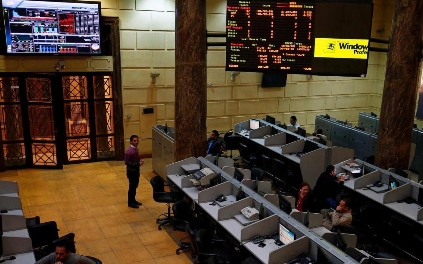 تداول 586 مليون سهم بالبورصة المصرية خلال أسبوع - جريدة المال