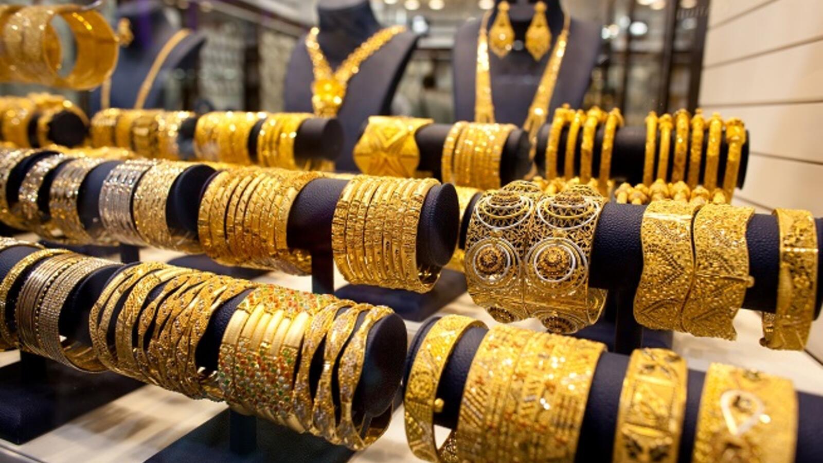 أسعار الذهب في مصر اليوم الأربعاء 23-10-2019 وارتفاع عيار 21 - جريدة المال