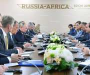 السيسي: بدء تنفيذ المنطقة الصناعية الروسية شرق بورسعيد