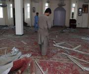 مقتل 28 شخصا في انفجار مسجد بأفغانستان