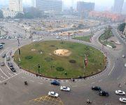 وزير الإسكان يوجه بتوقيتات محددة لتطوير ميدان التحرير إلى «مزار سياحي»