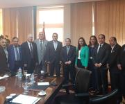 وزير المالية يلتقي بنواب بورسعيد ومستخلصي الجمارك لحل مشاكل المركز اللوجستي