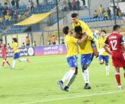 شيلونجو يضع الإسماعيلي على أعتاب ربع النهائي البطولة العربية