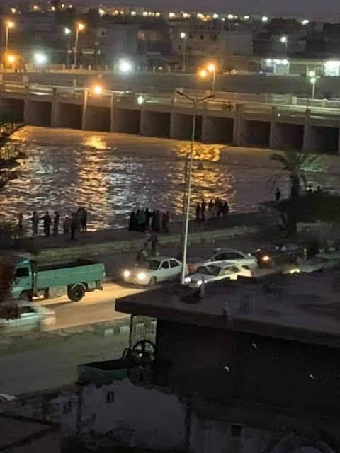 سد الروافعة في وسط سيناء