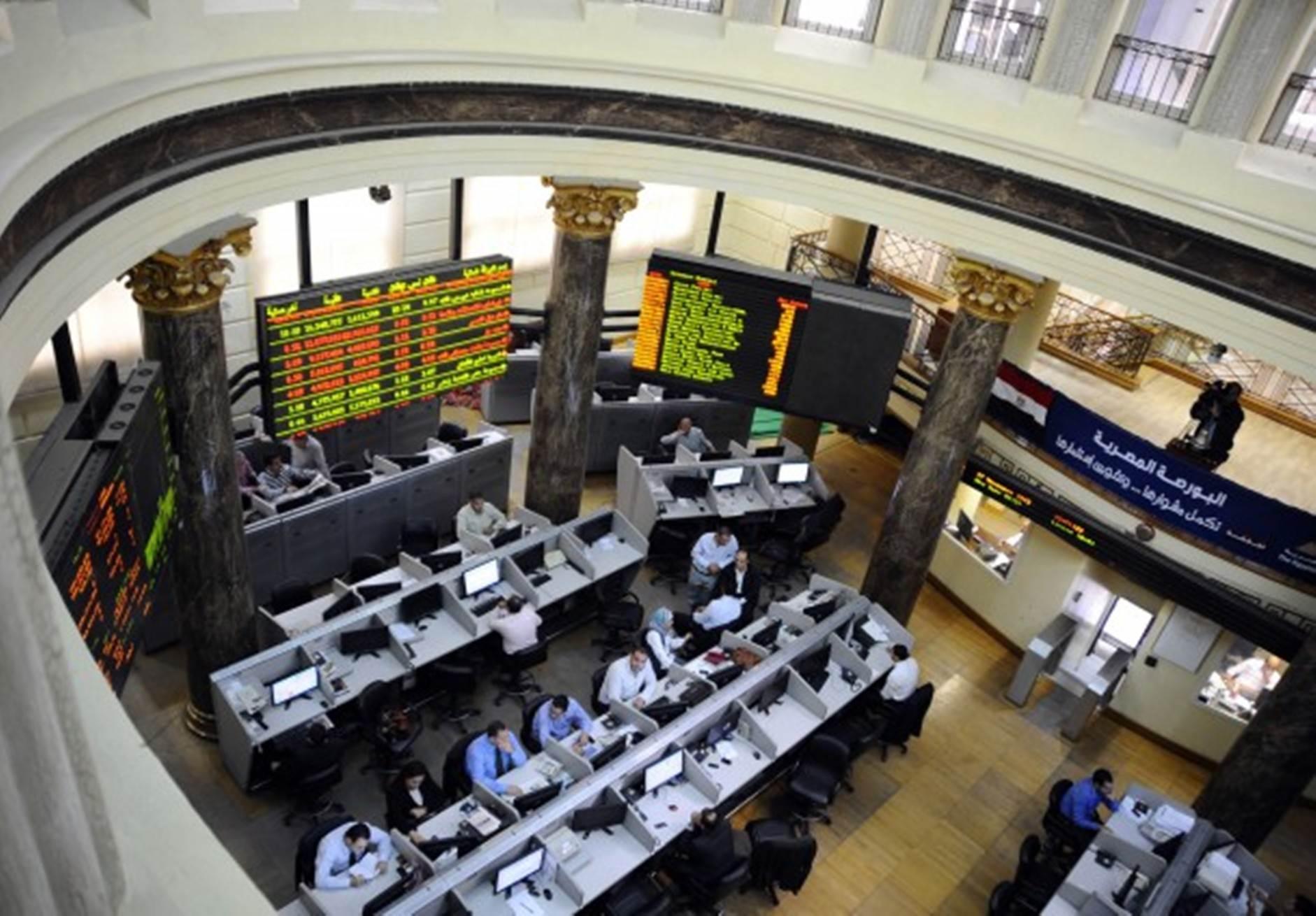 البورصة المصرية تهبط فى ختام جلسة متأرجحة - جريدة المال