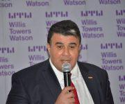 ويليس: السوق المصرية بحاجة إلى خدمات استشارات الموارد البشرية أسوة بالتأمين