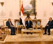 رئيس البنك الأوروبي لإعادة الإعمار: برنامج الإصلاح المصري نموذج ناجح لدول أفريقيا