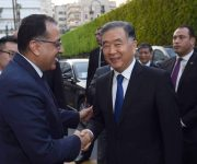مسئول صيني: تحقيق مصر 5.3% نموًّا نجاح لافت يستحق التقدير