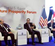رئيس الوزراء: الاستثمارات الأمريكية فى مصر زادت 26% فى 2019