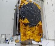 مصر تحتفل بإطلاق قمرها الصناعى الأول للاتصالات «طيبة-1» خلال أيام