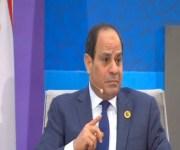 السيسي يناقش مع وزير النقل الموقف التنفيذي لـ 5 مشروعات بينها القطار الكهربائي