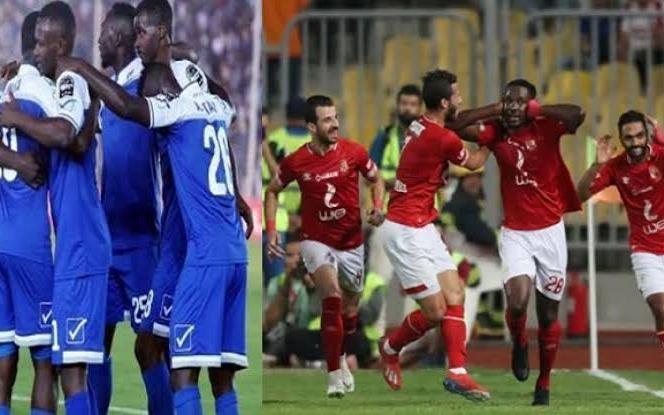 الأهلى يفوز على الهلال السوداني بهدفين مقابل هدف في دوري أبطال