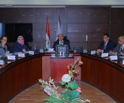 وزير النقل يبحث مع وفد البنك الدولي موقف المشروعات المشتركة