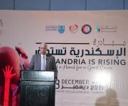 رئيس جامعة الإسكندرية: نعتزم إنشاء مركز قلب متكامل لخدمة الوجه البحري