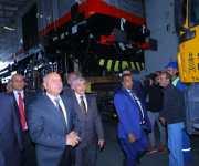 وزير النقل : دبرنا 27 مليون دولار من موارد السكة الحديد للدفعة الأولى من الجرارات الجديدة