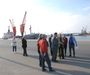 هيئة موانئ البحر الأحمر تبحث مع شركات الملاحة فرص الاستثمار