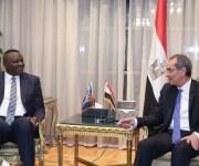 وزير الاتصالات يدعو نظيره الكونغولي للمشاركة بمبادرة أفريقيا للألعاب الإلكترونية