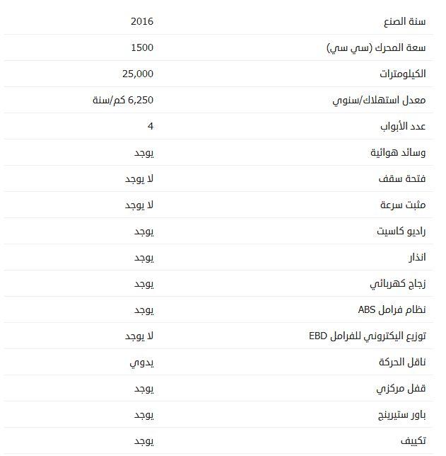 أسعار بي واي دي F3 موديل 2016