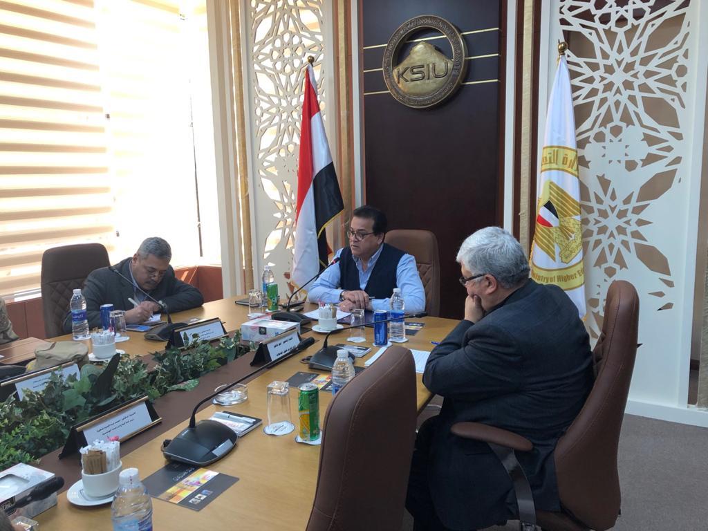 لجنة المشروعات تعقد اجتماعها الدورى من جامعة الملك سلمان - جريدة المال