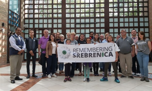 Remembering Srebrenica Peace Walk 2019, Bridging the Divide: Confronting Hate