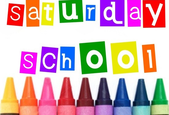 CC Saturday School Registration 2020-21