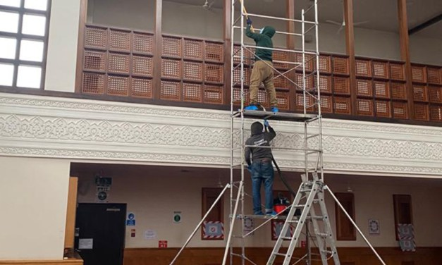 Al-Manaar Preparing for Reopening and Ramadan