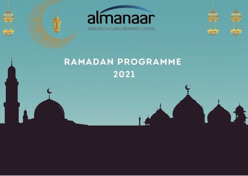 Announcing Ramadan Programme 2021