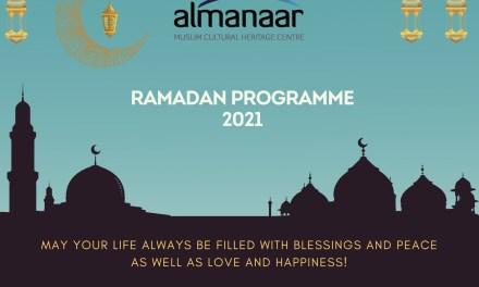Ramadan programme 2021