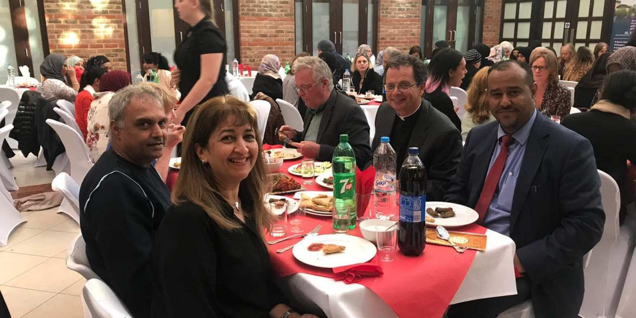 """""""Thank You"""" Event for Grenfell Volunteers"""